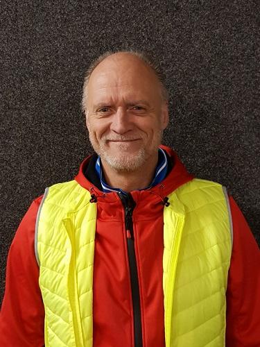 Heinz Werner Belke Trainer der Athletinnen/Athleten ab 16 Jahre DLV B-Lizenz
